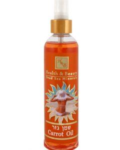 health-beauty-carrot-tan-oil