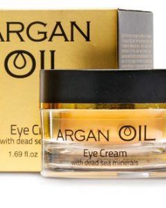 Dead Sea Argan Oil Eye Cream - Dead Sea Spa Cosmetics