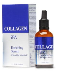 Dead Sea Collagen Enriching Serum - Dead Sea Spa Cosmetics
