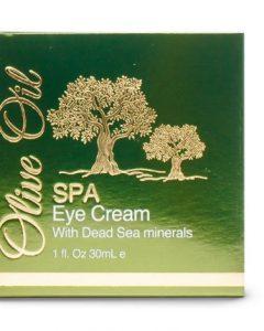 Dead Sea Olive Oil Eye Cream - Dead Sea Spa Cosmetics