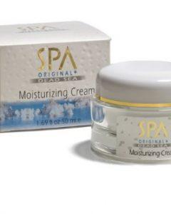 Dead Sea Moisturizing Cream - Dead Sea Spa Cosmetics