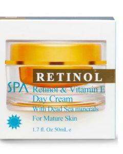 Dead Sea Retinol Day Cream - Dead Sea Spa Cosmetics